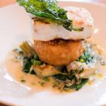 Chef, Gastronomy, Consultant Almir Da Fonseca sea-bass-crust