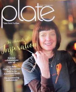 Plate Magazine Cover
