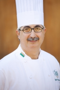 Chef Almir da Fonseca, of The Culinary Institute of America (CIA)